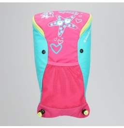 Speedo Sea Squad Backpack - Pink/Blue