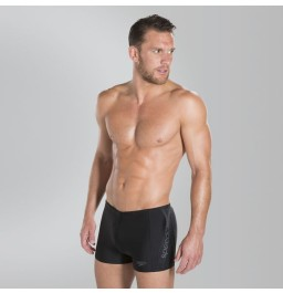 Speedo Sports Logo Aquashort - Black/Grey