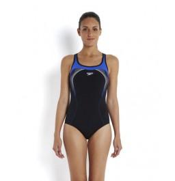 Speedo Women's Speedo Fit Kickback Swimsuit