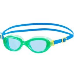 Speedo Futura Classic Junior Goggles - Green/Blue