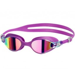 Speedo V-Class Virtue Mirror Goggle - Purple/Pink