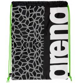 Arena Black / Fluo Green X-Pivot Fast Swim Bag