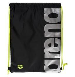 Arena Black / Yellow Fast Swim Bag
