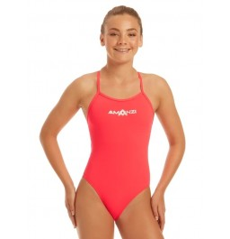 Amanzi Girls Atomic Tie Back One Piece
