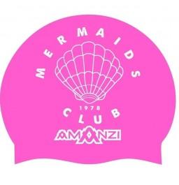 Amanzi Mermaids Club Swim Cap