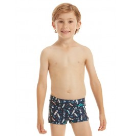 Amanzi Toddler Boys Cool Dude Trunks