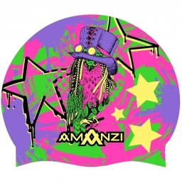 Amanzi What A Hoot! Swim Cap