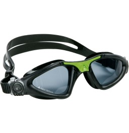 Aqua Sphere Kayenne Black/Green Tinted Lens