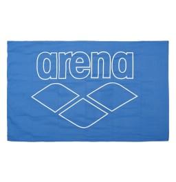 Arena Pool Smart Microfibre Towel - Royal/White