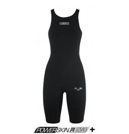 Arena Powerskin R-Evo+ Black Open back
