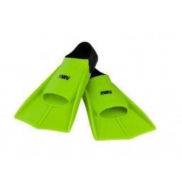 Maru Training Fins Neon Lime/Black
