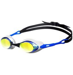 Arena Racing Cobra Mirror Blue/Orange/Blue