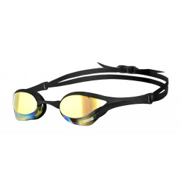 Arena Cobra Ultra Mirror Racing Goggles - Yellow / Black