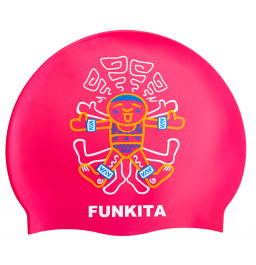 Funkita Cookie Cutter Silicone Swim Cap