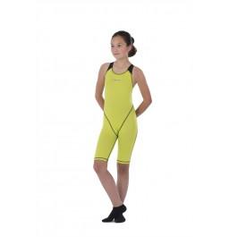 Maru XT3 Viper Junior Pro Leg Suit Acie Lime/Black
