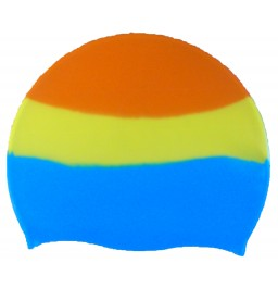 SOS Multi Coloured Silicone Cap