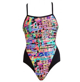 Funkita Womens Full Metal Funky Single Strap One Piece