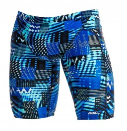 Funky Trunks Mens Electric Training Jammers