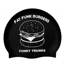 Funky Trunks Fat Funk  Silicone Swim Cap