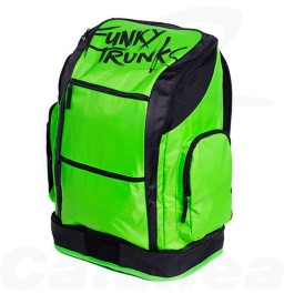 Funky Trunks Electric Lime Rebranded Backpack