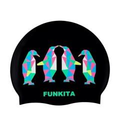 Funkita Fairy Flight Silicone Swim Cap