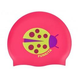 Funkita Lady Birdie Silicone Swim Cap