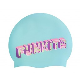 Funkita Summer Bay Silicone Swim Cap