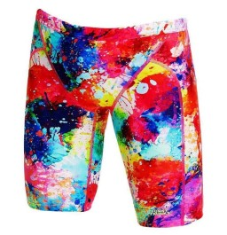 Funky Trunks Boys Dye Another Day Training Jammers