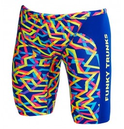 Funky Trunks Boys Noodle Bar Training Jammers