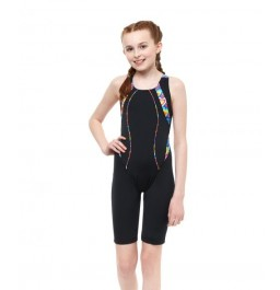 Maru Girls Psychedelic Pacer Legsuit