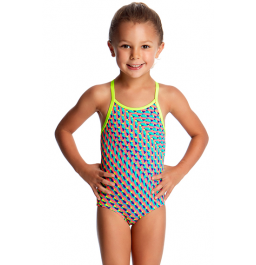 Funkita Toddler Glitter Girl One Piece