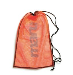 Maru Mesh Equipment Bag Orange