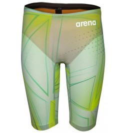 Arena Men's Powerskin R-EVO One Jammers 2019 Limited Edition- Green Glass