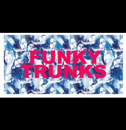 Funky Trunks Head First Towel