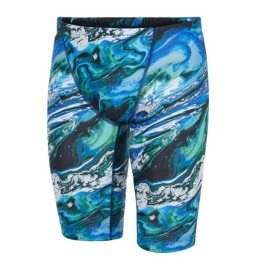 Maru Mens Strata Ecotech Jammer - Blue/Green