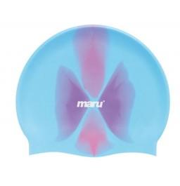 Maru Silicone Swim Hat Multi