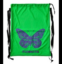 Funkita Mesh Gear Bag Pretty Fly