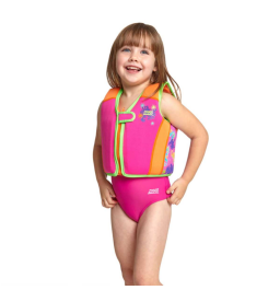 Zoggs Sea Unicorn Swimsure Jacket - Pink