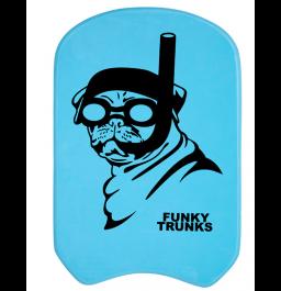Funky Trunks Kickboard Snorkel Pug