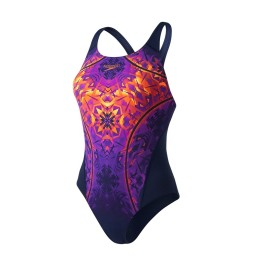 Speedo GemstoneFlash Recordbreaker Womens Swimsuit