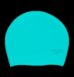 Speedo Long Hair Cap - Green