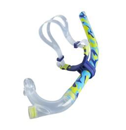 Speedo Centre Snorkel - Blue/Green