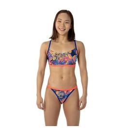 Speedo Women Hi Five Flash Ribbonback Bikini