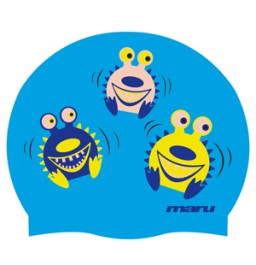 Maru Spikey Monster Silicone Hat