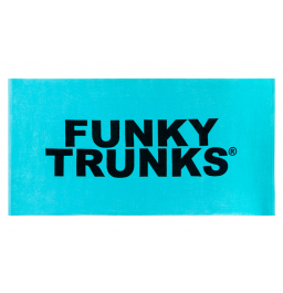 Funky Trunks Still Lagoon Towel