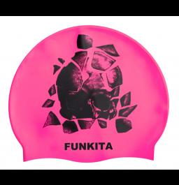 Funkita Swim Skull Silicone Swim Cap