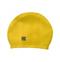 Swim Secure Bubble Swim Hat - Yellow