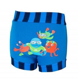 Zoggs Swimsure Nappy Blue