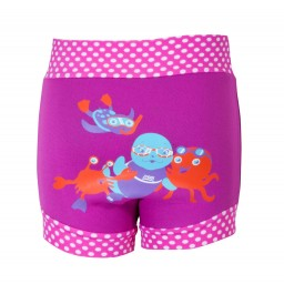 Zoggs Swimsure Nappy Pink
