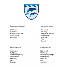 Bournemouth Collegiate Kit List